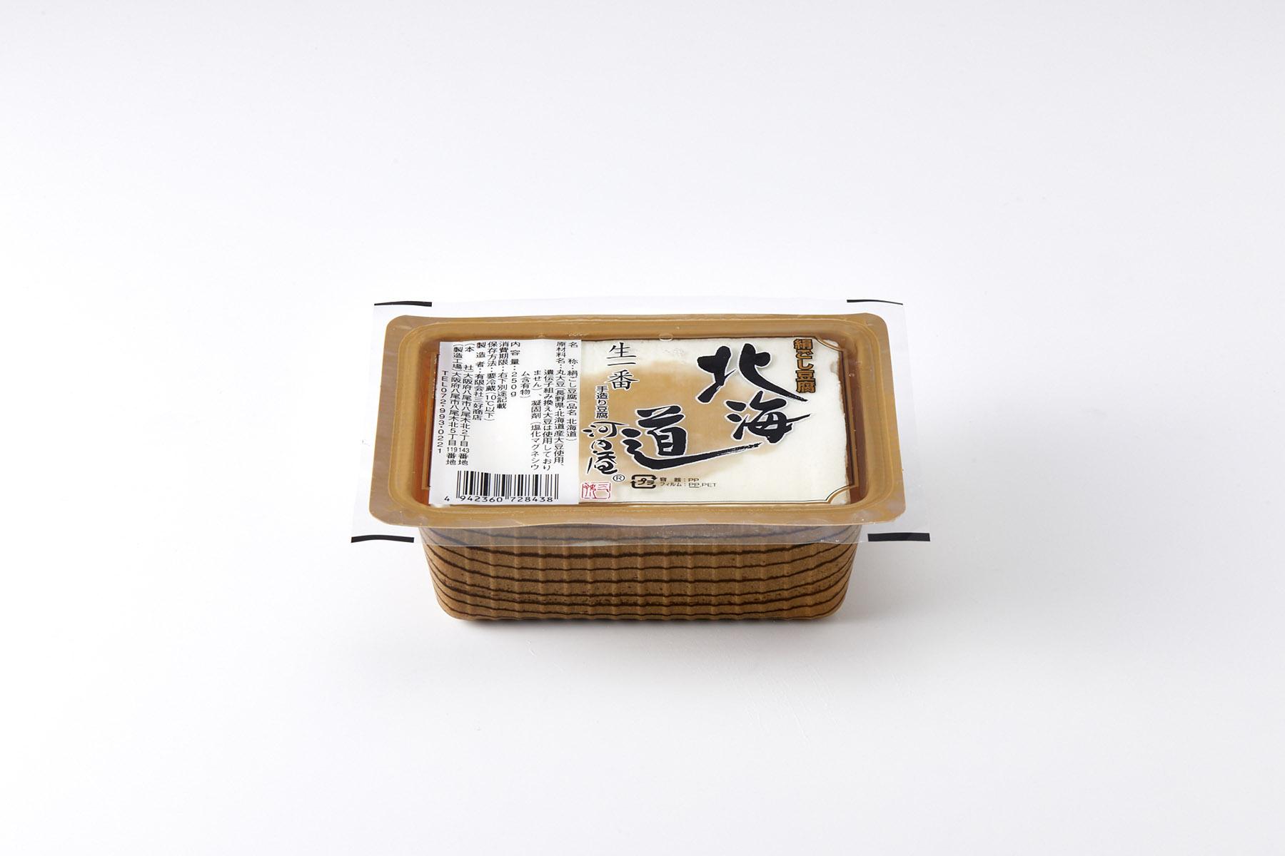 北海道(絹ごし)