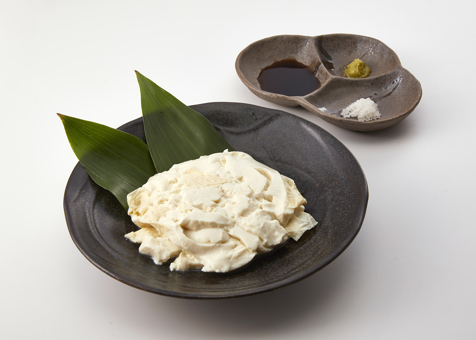 ゆば入り豆腐