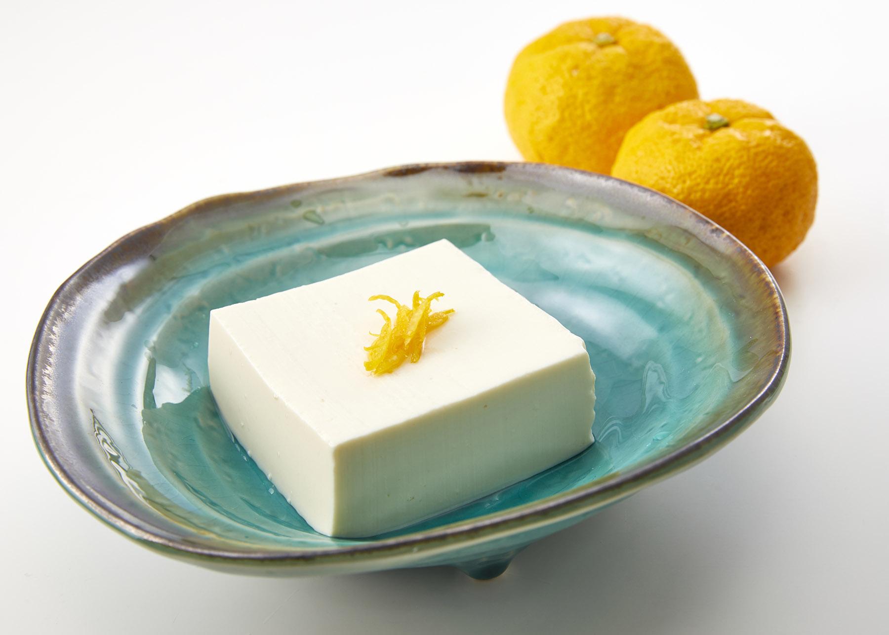 【夏限定】ゆず豆腐(7月末まで)